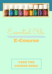ESSENTIAL OILS E-COURSE