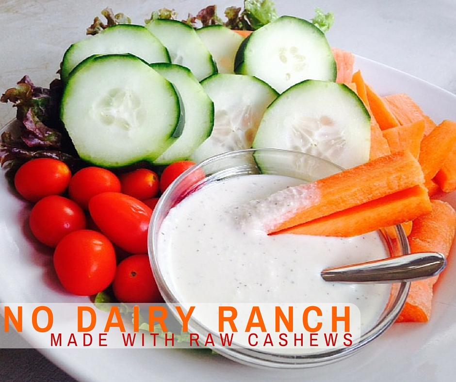Non Dairy Ranch