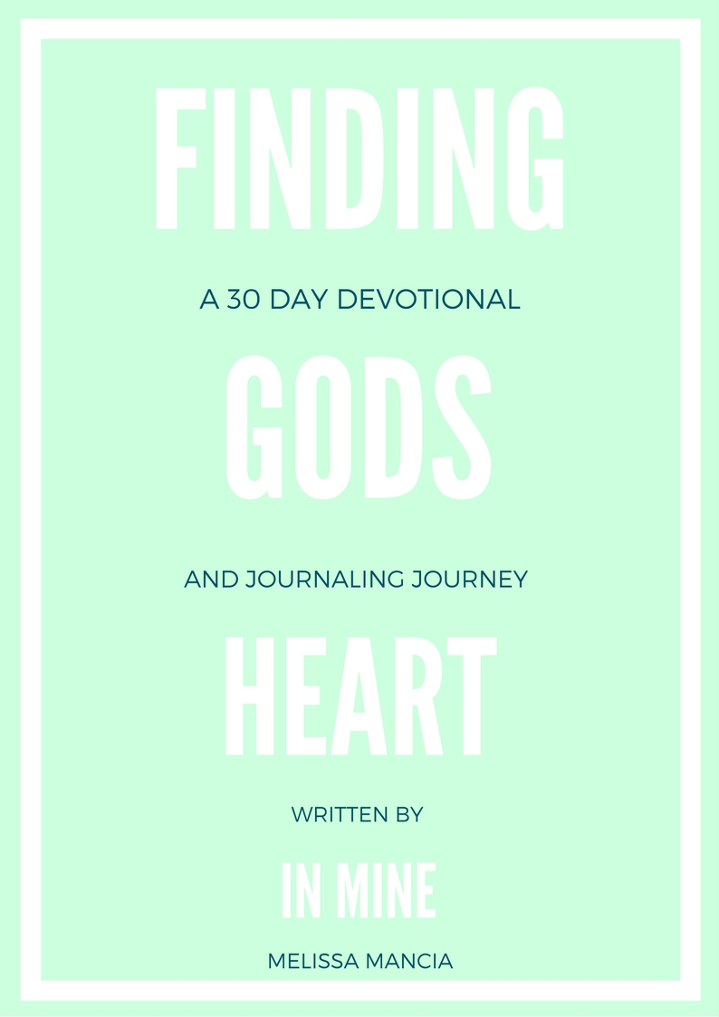 Finding God's Heart In Mine E-Book!