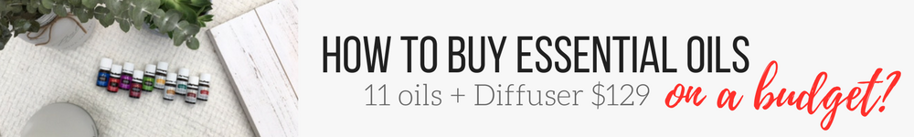 How to buy oils on a budget