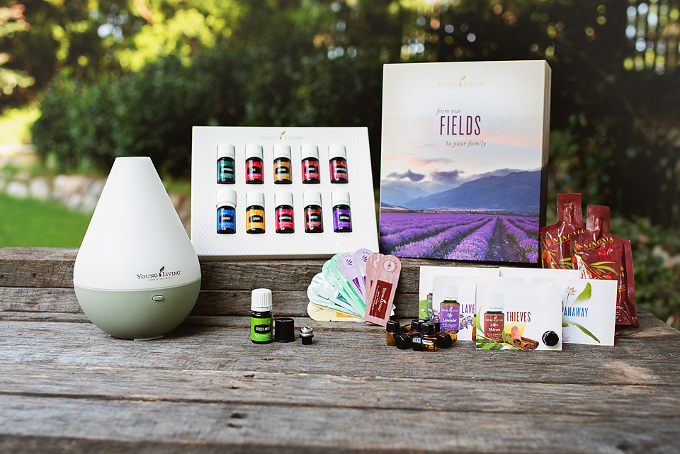 Christmas Deal 2017 Young Living Essential Oils- Premium Starter kit